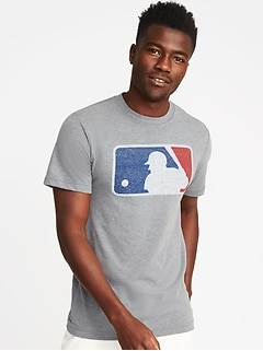 timeless design 9a560 b1767 Men's MLB® Apparel - Tees, Shirts & More | Old Navy