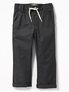 e9b71e48e059 Relaxed Pull-On Anytime Chinos for Toddler Boys