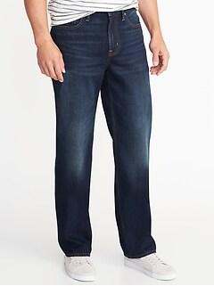 11ec3dc30b829 Loose Rigid Jeans for Men