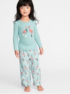f8c54405b34 Toddler Girl Pajamas & Sleepwear | Old Navy