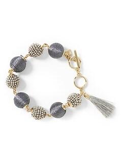 Clic Bauble Bracelet