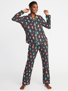 christmas pajamas for women - Christmas Pajamas Old Navy