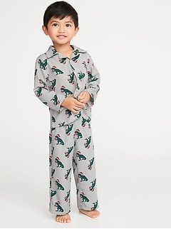 f6594efcb296b Toddler Girl Pajamas & Sleepwear | Old Navy