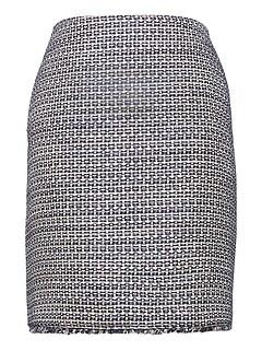 1c3c1e54d7 Italian Tweed Mini Skirt