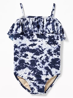 e6ce91689d4 Girls' Swimwear & Bathing Suits | Old Navy