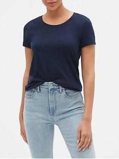 e3cfb0df212 Women: T-Shirts & Tops | Gap Factory