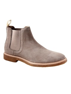 Kenley Suede Crepe-Sole Chelsea Boot 8be3dbfb32