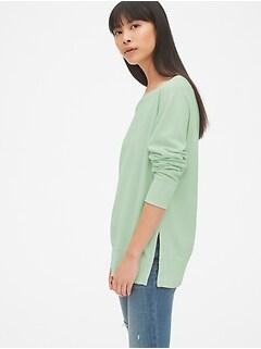 Vintage Soft Pullover Sweatshirt Tunic b6376b610