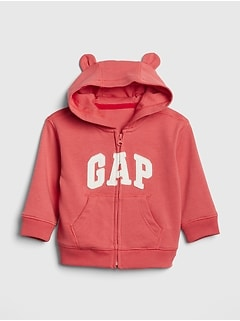 Baby Gap Red Joggers With Logo 6-12 Months Baby & Toddler Clothing