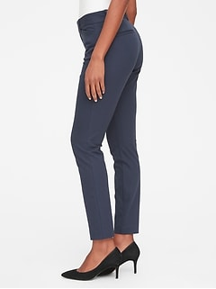 Curvy Skinny Ankle Pants with Secret Smoothing Pockets 1c8d08f66