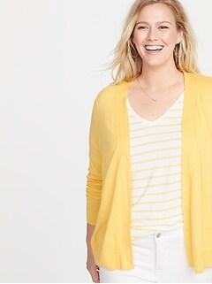 51001441f76 Women s Plus-Size Cardigans   Sweaters