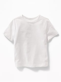 313d69f42598 Crew-Neck Tee for Toddler Boys