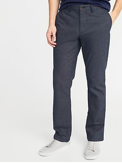 291f70d5 Straight Built-In Flex Textured Ultimate Pants for Men