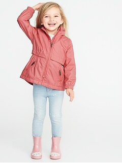 18598f298 Toddler Girl Jackets, Coats & Outerwear | Old Navy