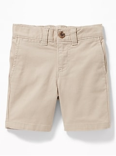 d6eb1c132008 Built-In Flex Chino Shorts for Toddler Boys