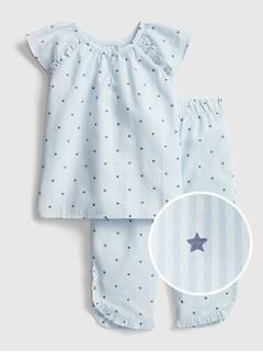 98fcd745afa8 Baby Girl Pajamas