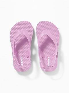 2809934694c2d0 Toddler Girl Shoes   Flip-Flops