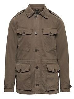 f17a3e2f9d8 Lightweight Field Jacket