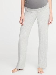 31b97ac7dddcc Maternity Pajamas, Sleepwear & Loungewear | Old Navy