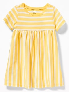 687d0f5e2b2 Printed Jersey Dress for Baby