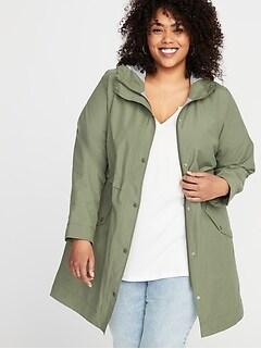 89fc4f380f0 Women s Plus-Size Jackets