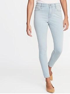 8b3be3d71b9 High-Rise 24 7 Sculpt Rockstar Super Skinny Jeans for Women