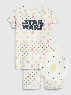 e2c80468bd Graphic Short Sleeve PJ Set.  39.95. Now  30.00. GapKids   124 Star  Wars  153 ...