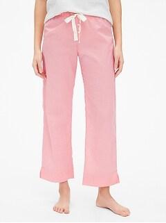 991e35803ad Dreamer Print Drawstring Pants in Poplin