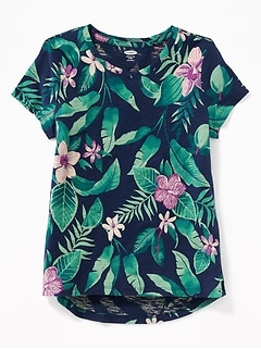 35ede0d3a Softest Printed Tee for Girls