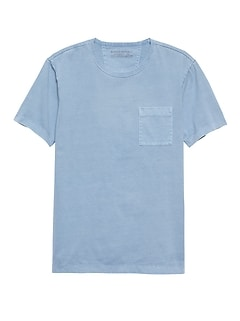 33829457b34e Authentic SUPIMA® Cotton Crew-Neck T-Shirt