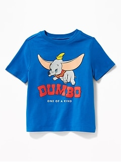 Disney169 Dumbo One Of A Kind Graphic Tee