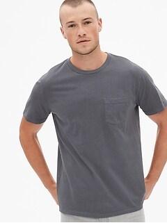 4e284811 Heavyweight Pocket T-Shirt