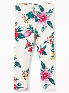 afe4f458babf Printed Full-Length Leggings for Toddler Girls