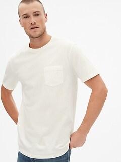 109fba1f741fc0 Heavyweight Pocket T-Shirt