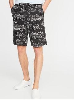 16560467e10 Slim Ultimate Built-In Flex Shorts for Men -10-inch inseam