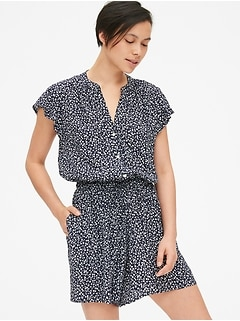3a9ad71c9f9 Flutter Sleeve Romper