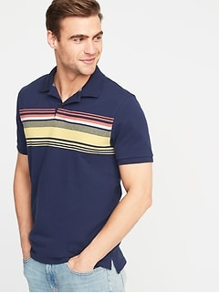 a2298fc1aa25 Built-In Flex Moisture-Wicking Pro Polo for Men
