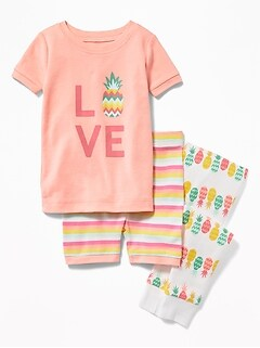 Baby & Toddler Clothing Hot Sale New Baby Gap Gap Kids Girl's 2 Piece Pj Pijama Long Sleeve Pink Bunny Set 5t Clothing, Shoes & Accessories