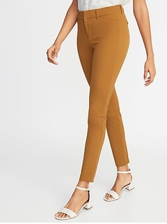 ca59305097cf6 Mid-Rise Pixie Ankle Pants for Women