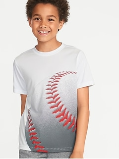 81bb4978 Graphic Go-Dry Performance Tee for Boys