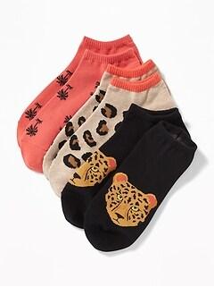 98393b77c Ankle Socks 3-Pack for Women