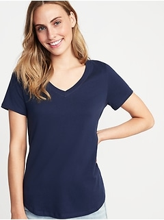 5c9722ce9 EveryWear V-Neck Tee for Women