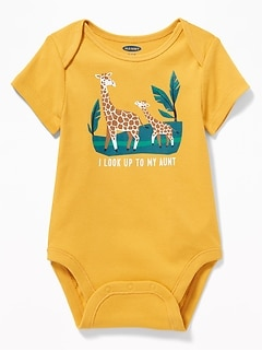 c7b158c89 Slub-Weave Scenic-Print Getaway Shirt for Baby. $16.99. $10.00. Save More  with Code at Checkout. Graphic Bodysuit for Baby