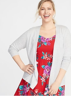 c3f579ac5a3 Women s Plus-Size Cardigans   Sweaters