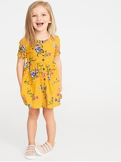 77a800935250 Toddler Girl Dresses   Jumpsuits