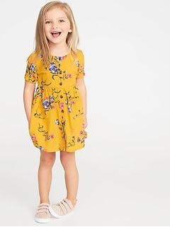 7c2b25e1c Toddler Girl Dresses   Jumpsuits