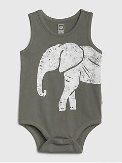 b2cd11f231a Baby Organic Cotton Graphic Bodysuit