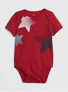 Toddler Infant Baby Bodysuit Boys Long Sleeve Playsuit Long Sleeve Baby Infant Jumpsuit Red And White Stripes Bodysuit Outfits Mother & Kids