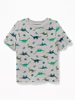 5c9b1877c Printed Crew-Neck Tee for Toddler   Baby