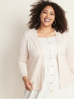 24348a465dc2 Women's Plus-Size Cardigans & Sweaters   Old Navy